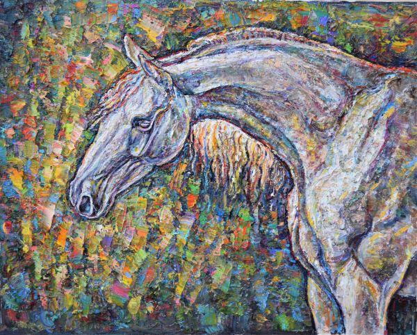 Бялата кобила