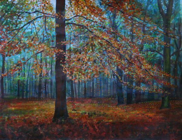 Късна есен