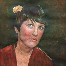 Портрет на млада жена