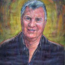 Портрет на Георги Бедников