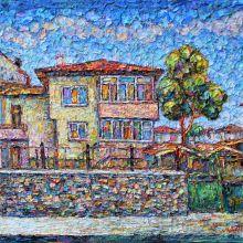 Къща в Панагюрище