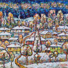 Зима в Арбанаси