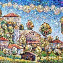 Църквта в с. Косово