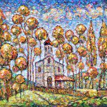 Църквата в с. Гела