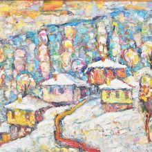 Зима в балкана