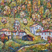 Къщи в Родопите