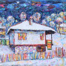 Зимна къща
