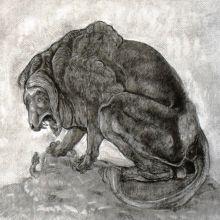 Лъв и змия