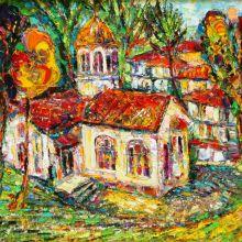 Църквата в град Троян