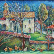 Църквата в село Гумошник