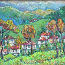 Пейзаж - село Ямна