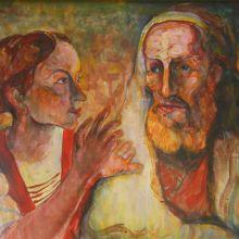 Реплика Рембранд