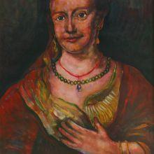 Портрет на Саския