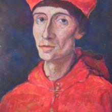 Портрет на кардинал