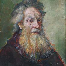 Портрет на възрастен мъж