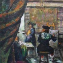 Алегория на живописта