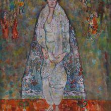 Портрет на Елизабет Бахофен-Ехт