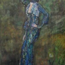 Портрет на Емили Фльоге