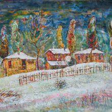 Зимни къщи