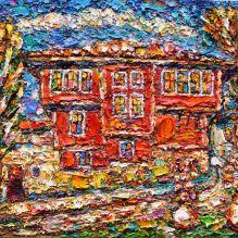Стара Пловдивска къща