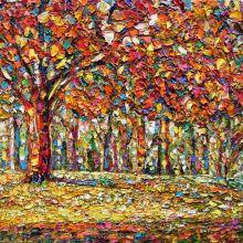 Есен в парка