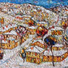 Зима в Троян